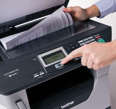 сканирование и печать документов